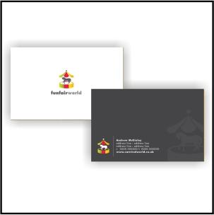 Parlak Selefonlu Kartvizit